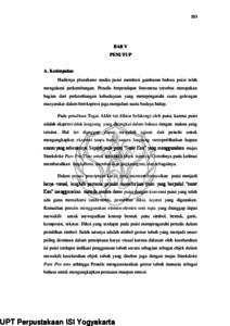 Interprestasi Puisi Surat Kau Karya Joko Pinurbo Menjadi Karya